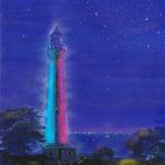 灯台ライトアップ イメージ
