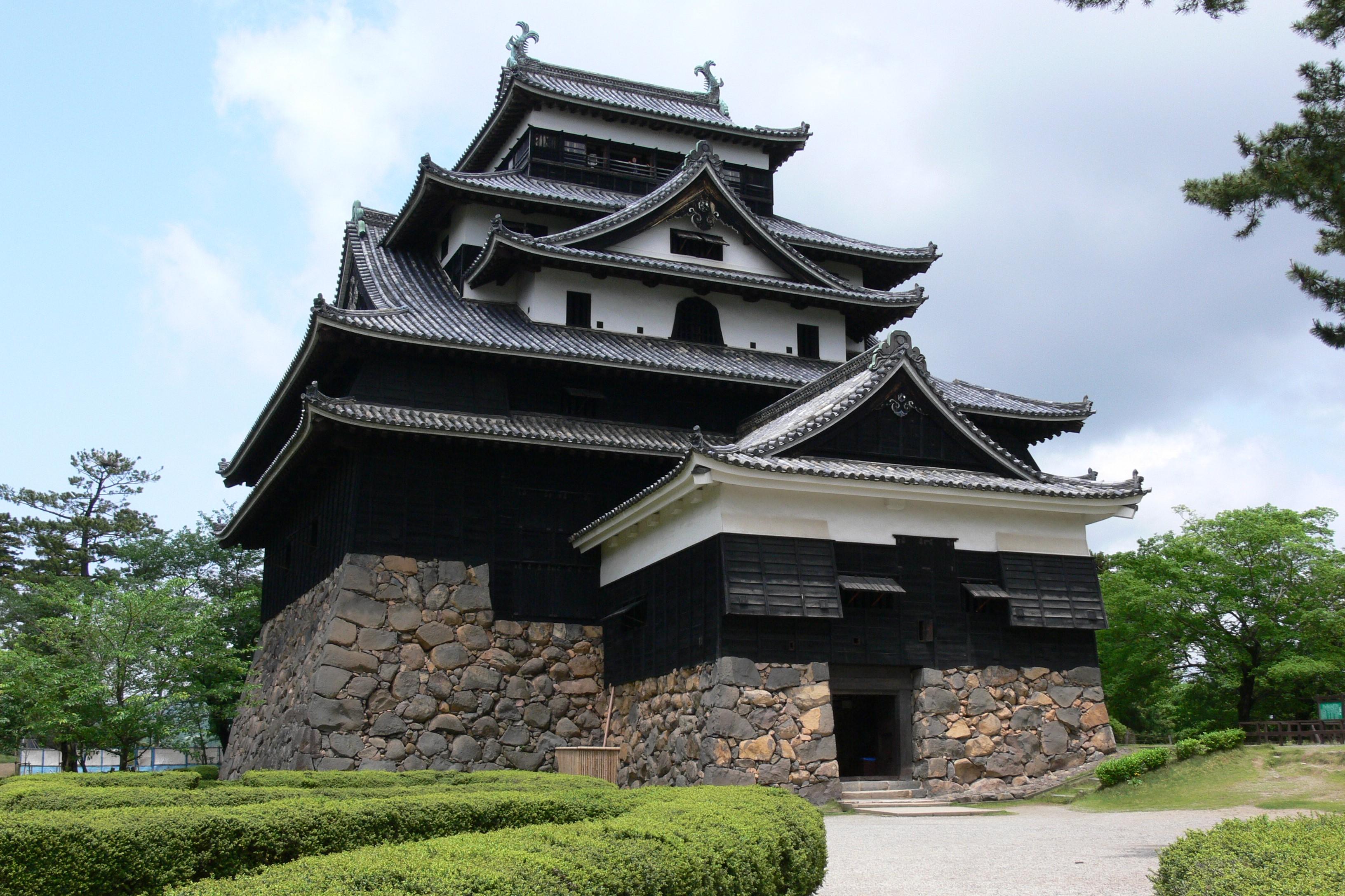 松江城1138