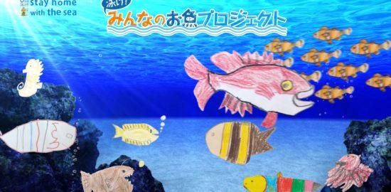 泳げ!みんなのお魚(15秒CM サムネイル)